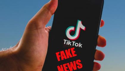 Sur TikTok, le jeune public exposé à la désinformation